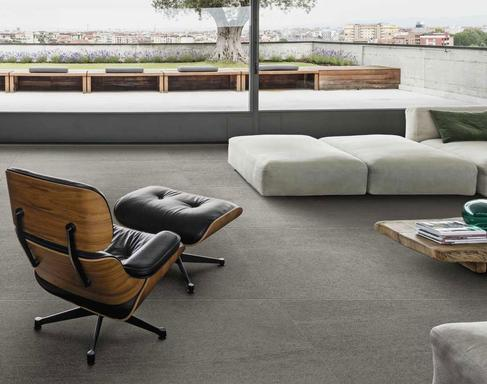 Living room tiles: your home decor inspiration - Marazzi 9506