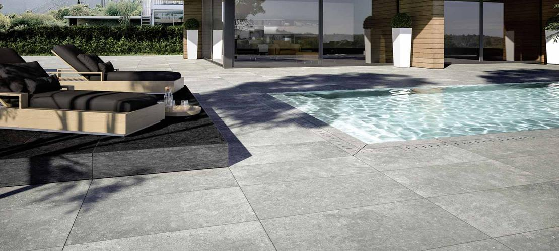 Mystone - Bluestone 20mm ceramic tiles Marazzi_7316