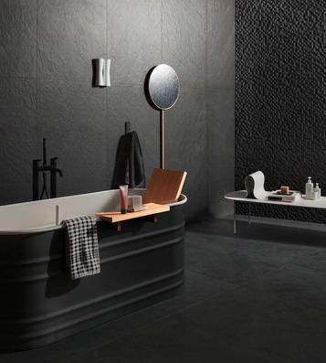 Mystone - Lavagna: Floor and covering tiles: colours and effects - Marazzi