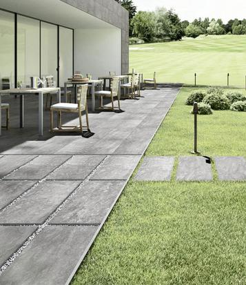 Tiles Outdoor 20mm Thickness - Marazzi_698