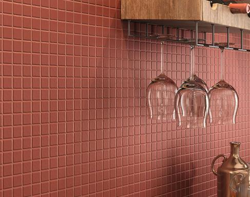 Bathroom and other locations mosaic tiles - Marazzi 7452