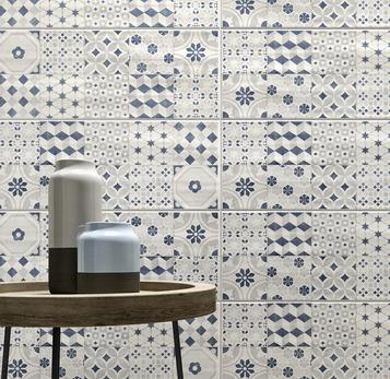 Paint: Blue Tiles: view our collections - Marazzi