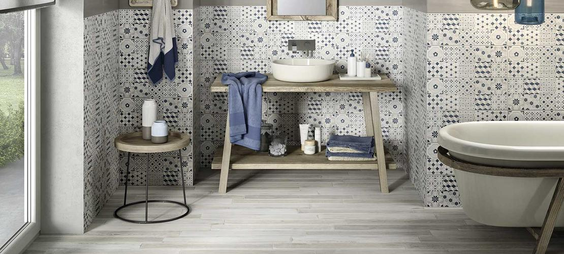 Paint ceramic tiles Marazzi_7080