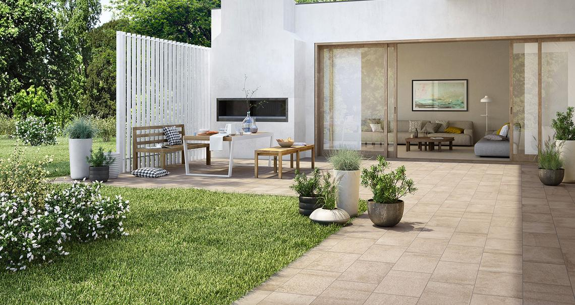 Pietra occitana - Stone Effect - Outdoor