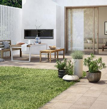 Pietra occitana - porcelain with stone effect