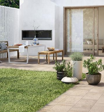 Tiles Outdoor White - Marazzi_634