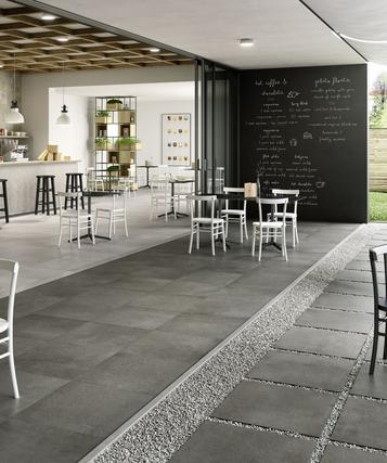 Plaster20: Indoor and outdoor flooring: view the catalogue - Marazzi