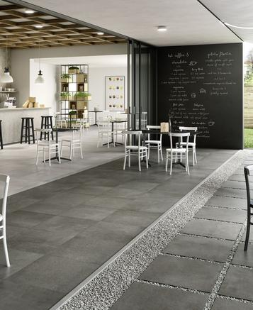 Plaster 20mm: Indoor and outdoor flooring: view the catalogue - Marazzi