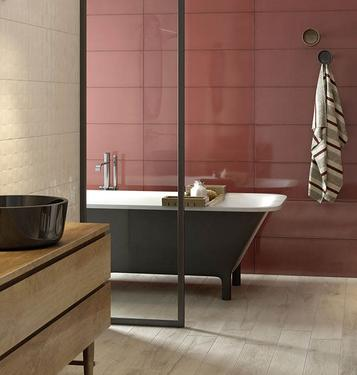 Tiles Bathroom Red - Marazzi_744