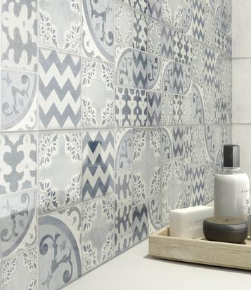 Pottery: Azure tiles: view the collections - Marazzi