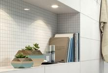Bathroom tiles: ceramic and porcelain stoneware - Marazzi 7057
