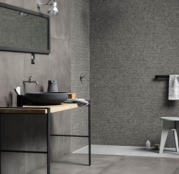 Powder: Bathroom tiles: ceramic and porcelain stoneware - Marazzi