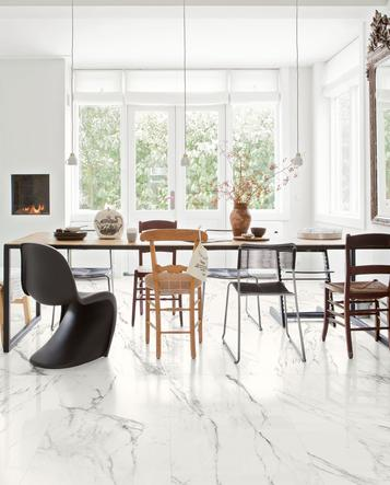 Preview: Marble effect porcelain stoneware: discover all the effects - Marazzi