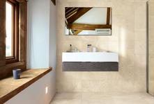 Bathroom tiles: ceramic and porcelain stoneware - Marazzi 8404