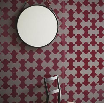Tiles Bathroom Red - Marazzi_444