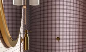 Bathroom and other locations mosaic tiles - Marazzi 11571
