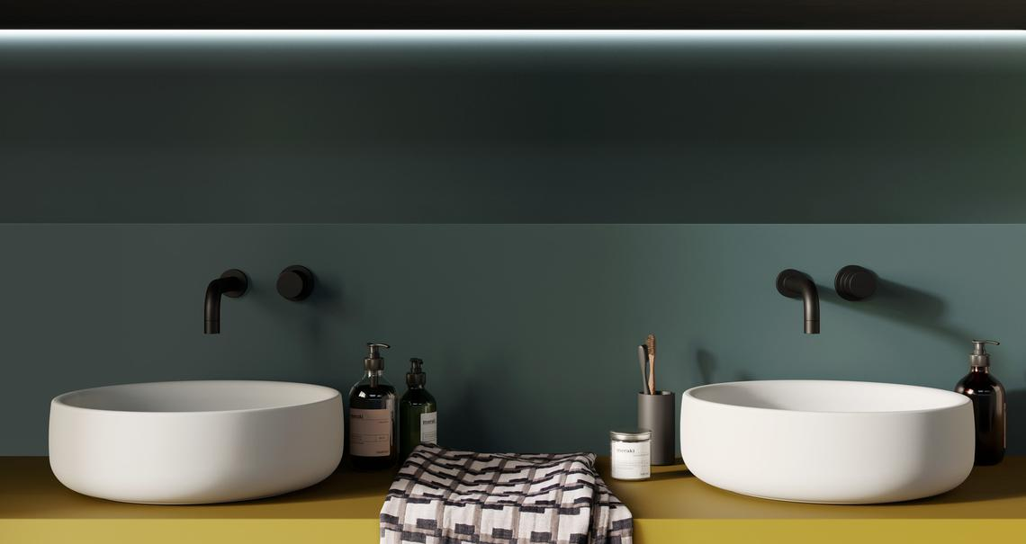 Green Tiles: view the collections - Marazzi 11589