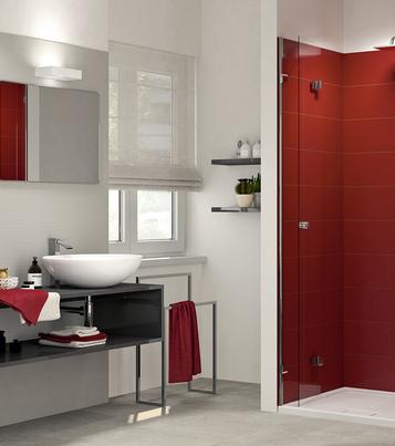 Tiles Bathroom Red - Marazzi_702