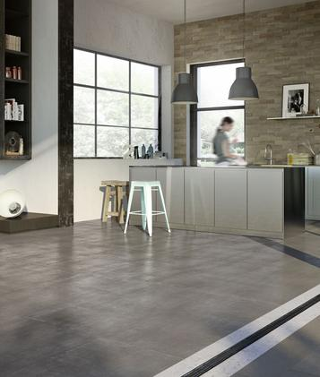 SistemP: Indoor and outdoor flooring: view the catalogue - Marazzi