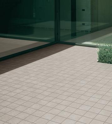 Space - anti slip outdoor tiles
