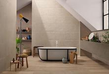 Bathroom tiles: ceramic and porcelain stoneware - Marazzi 7458