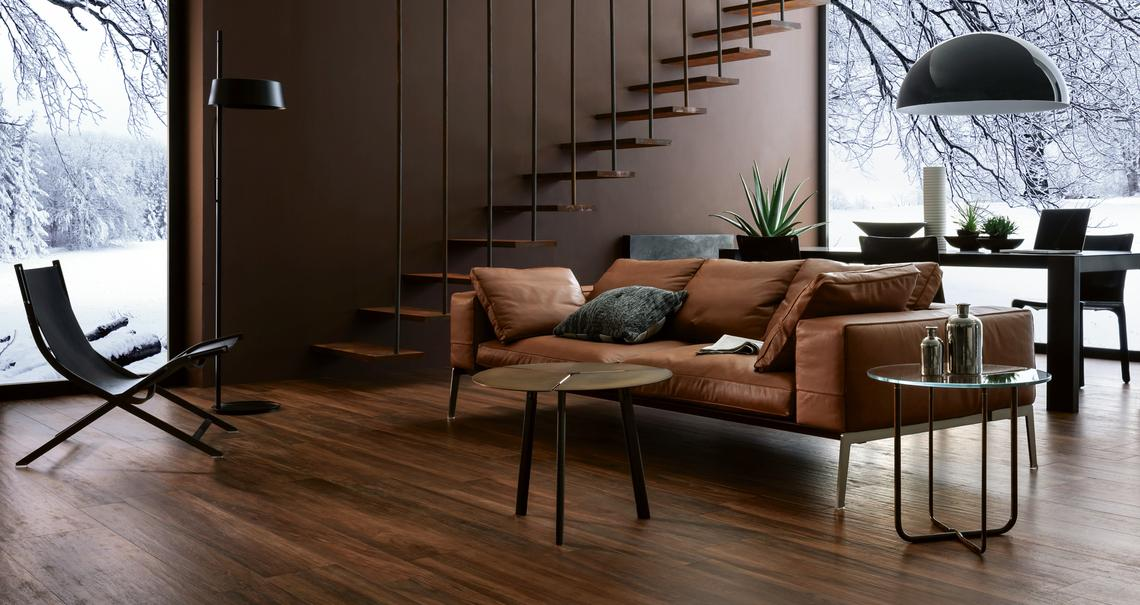 Treverkchic - Wood Effect - Living Room