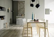 Kitchen tiles: stoneware and porcelain ideas and solutions  - Marazzi 5450