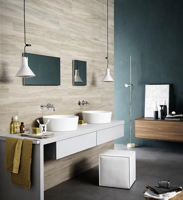 Tiles Wood Effect Bathroom - Marazzi_589