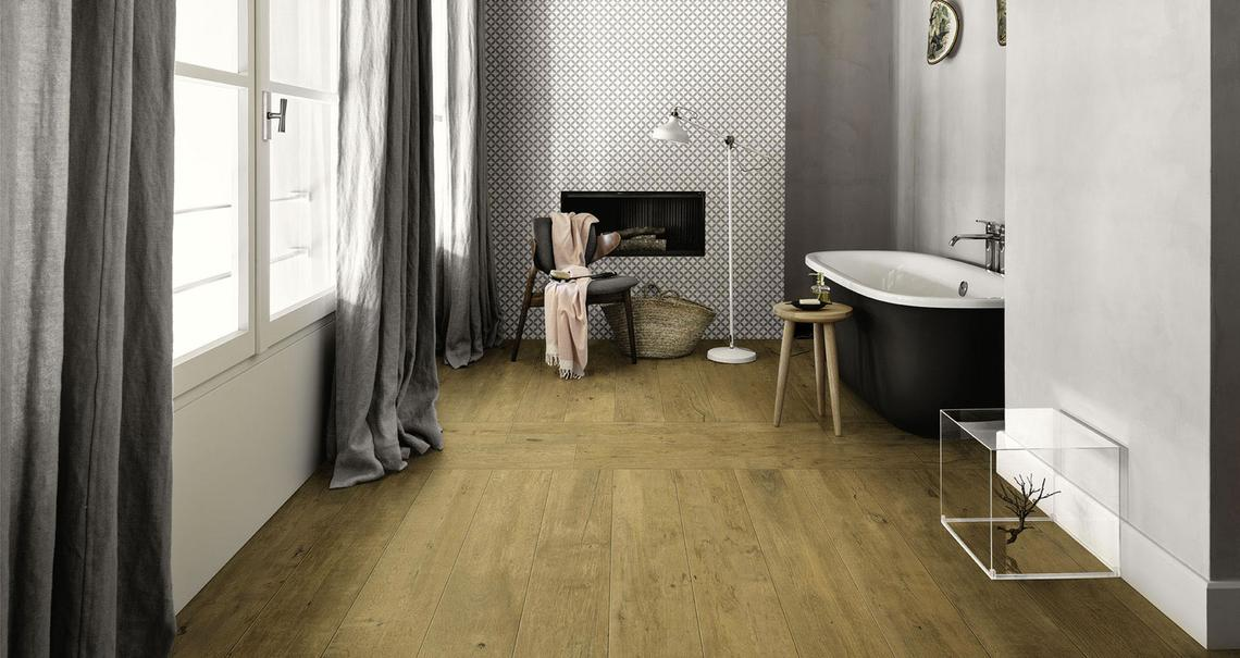 Treverkdear - Wood Effect - Bathroom