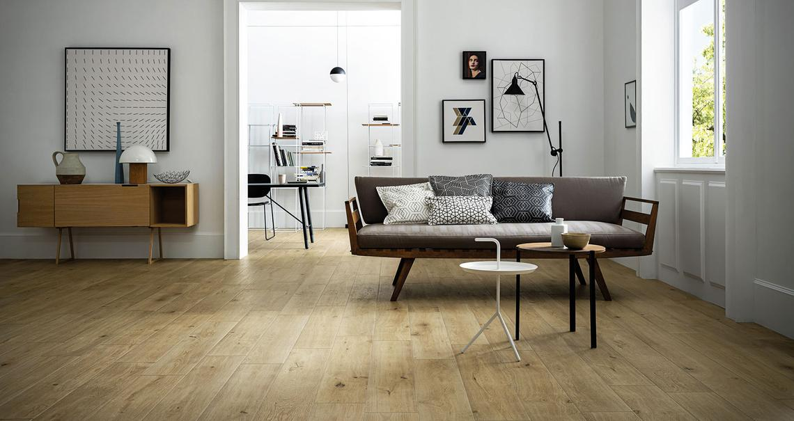 Treverkever - Wood Effect - Living Room