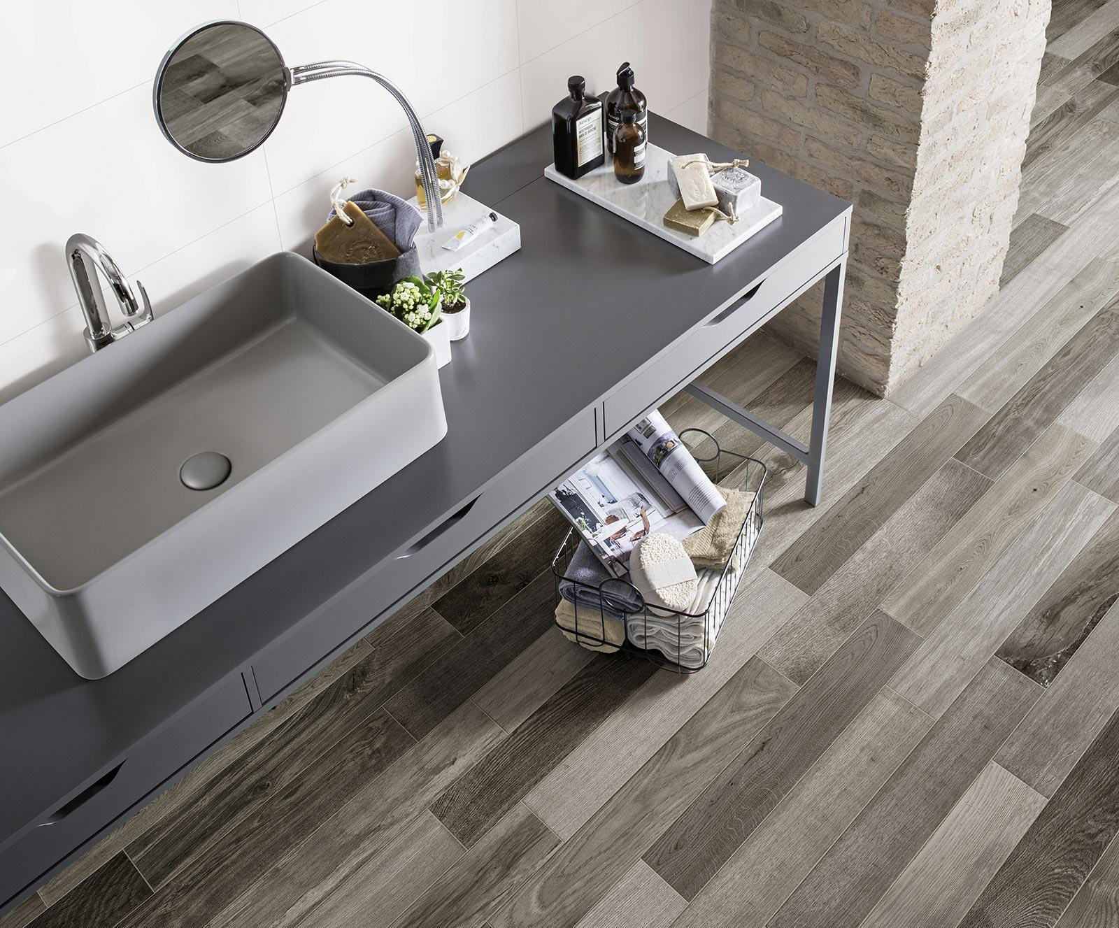 Treverkfusion - Wood Effect - Bathroom