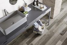Bathroom tiles: ceramic and porcelain stoneware - Marazzi 7839