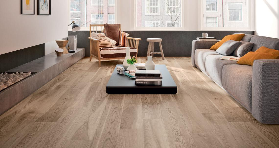 Treverkmore - Wood Effect - Living Room