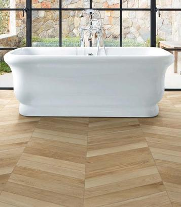 Tiles Wood Effect Bathroom - Marazzi_803