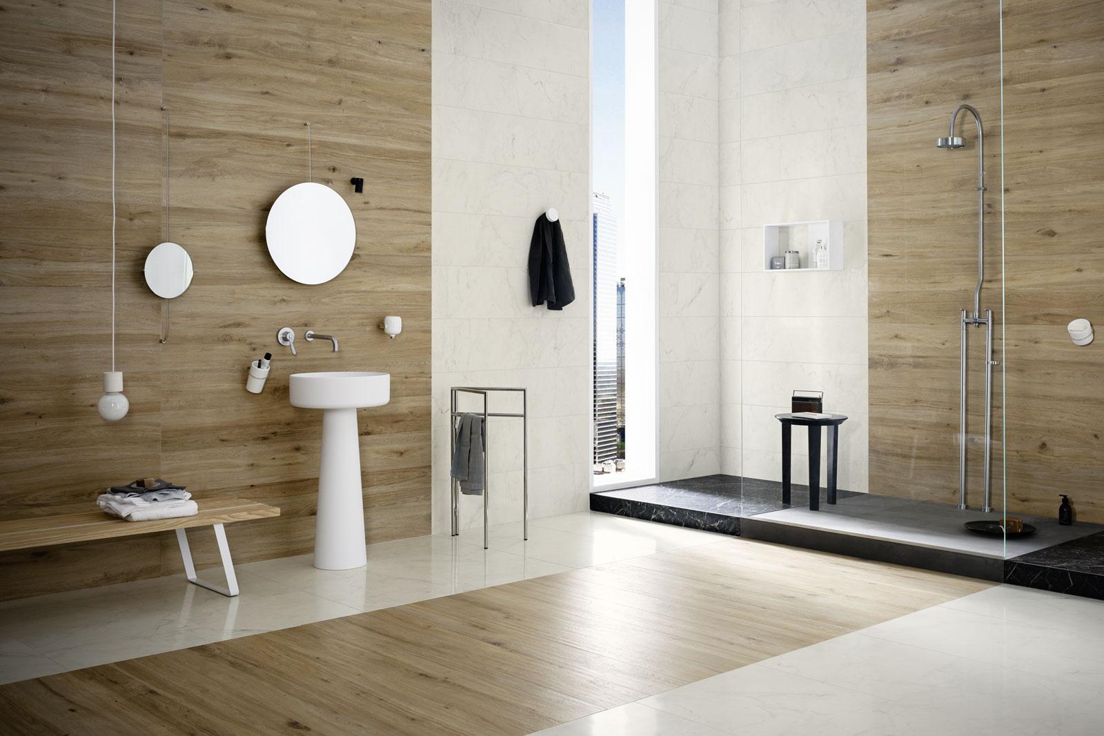 Treverktrend - Wood effect stoneware | Marazzi
