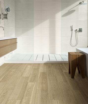 Tiles Wood Effect Bathroom - Marazzi_799