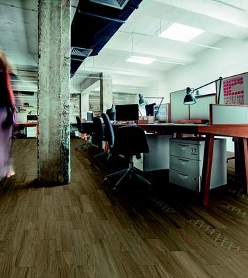 Visual: Mid-size flooring and coverings - Marazzi