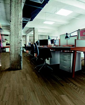 Visual: Wood effect and hardwood porcelain stoneware: discover all the effects - Marazzi