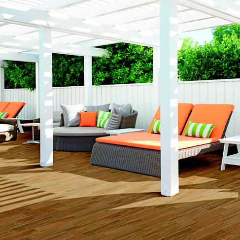 Visual - Wood Effect - Outdoor