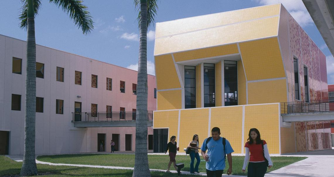 Paul L. Cejas School of Architecture, Miami