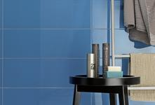 Blue Tiles: view our collections - Marazzi 4816