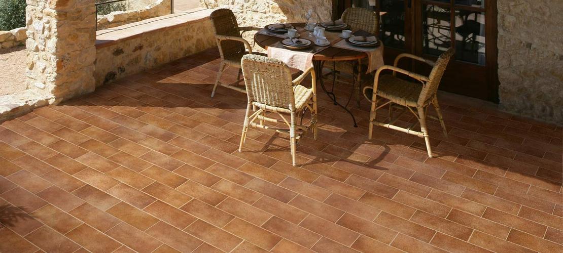 Cotto antico indoor porcelain stoneware marazzi for Marazzi cotto antico