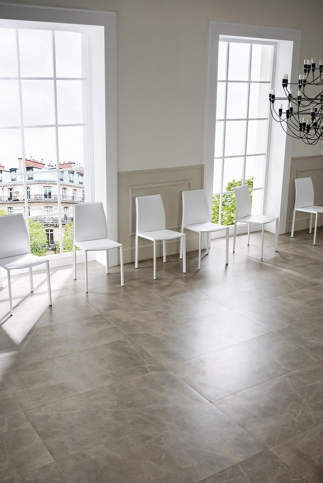 Evolutionmarble floor - Marble Effect - Living Room