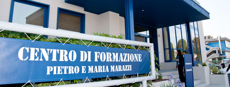 Formal Opening of Pietro and Maria Marazzi Training Centre