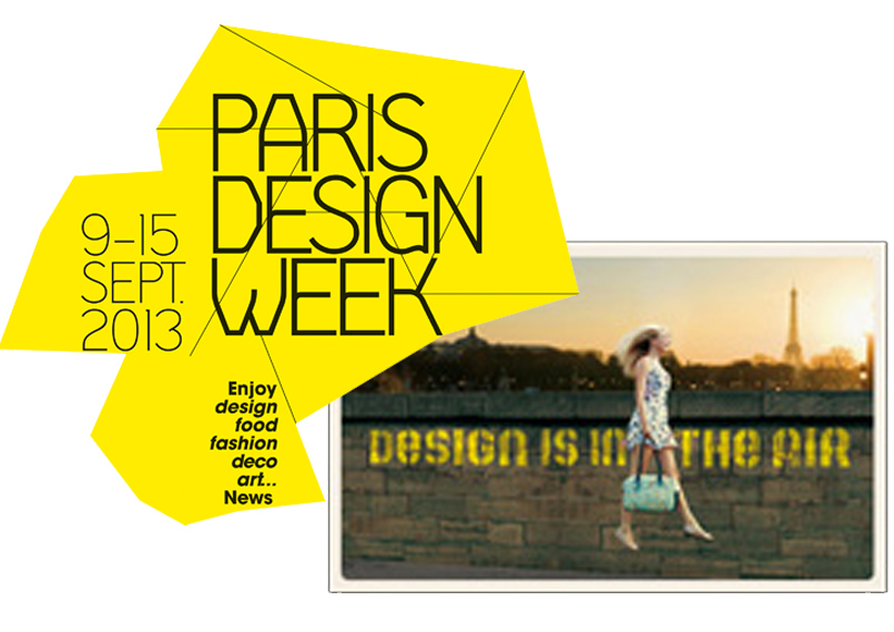 Marazzi on the design circuit at the Paris Design Week 2013