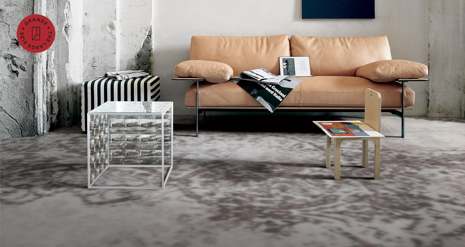 Très Ceramic and Porcelain tiles for walls and floors | Marazzi GN15
