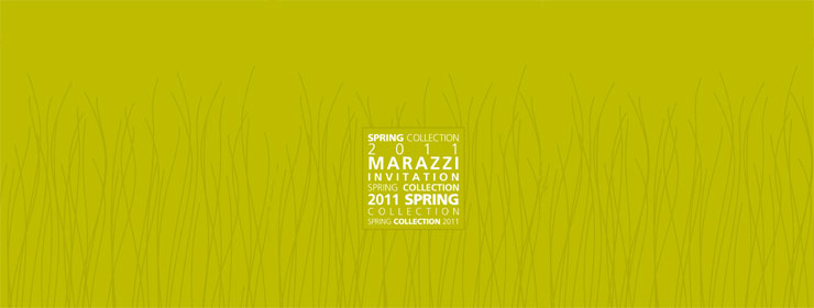 Marazzi and Ragno present their Spring Collections to their top French customers.