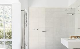 Material: the concrete effect porcelain stoneware