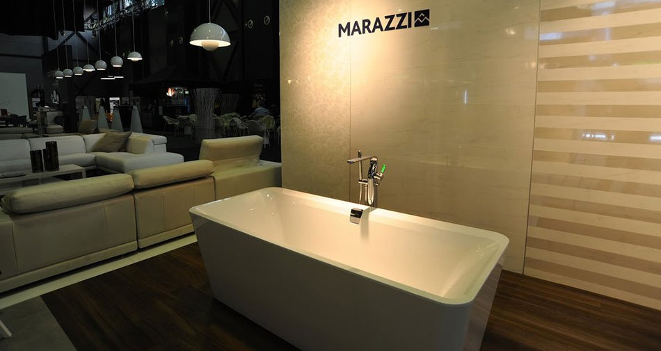 Marazzi exhibits at Fair Ambient Ljubljana with Dohe