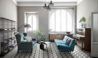 The contemporary charm of cement tiles in the new D_Segni collection